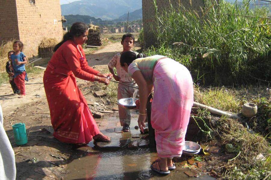 Cholera Prevention in Nepal