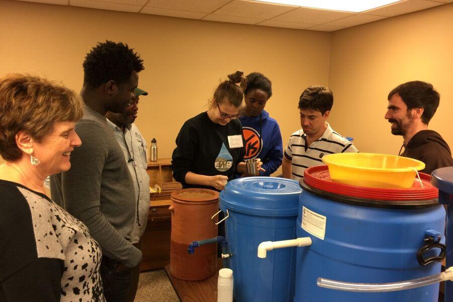 Classroom Water Testing