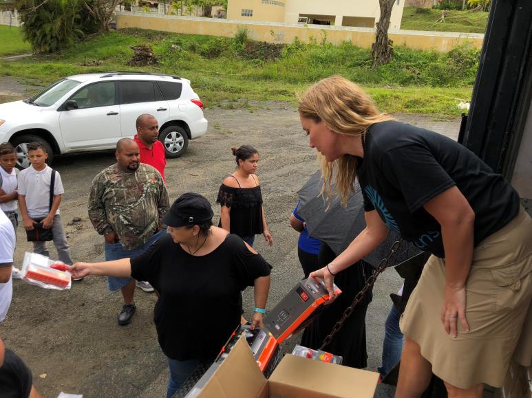 OHorizons in Puerto Rico