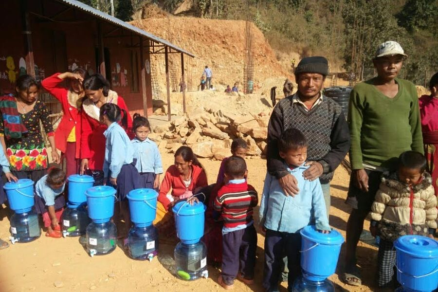 Dr. Lekha's Nepal Water Project