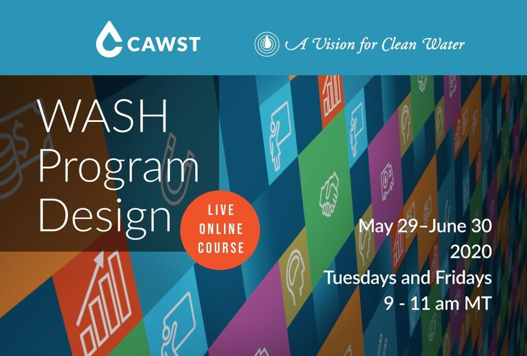 WASH Program Design Online Workshop 2020