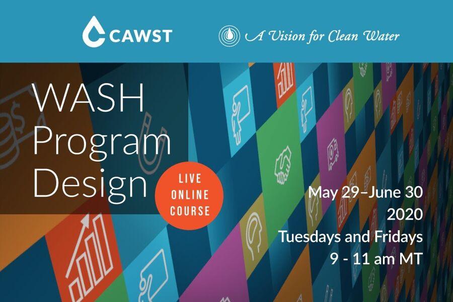 WASH Program Design Online Workshop 2020